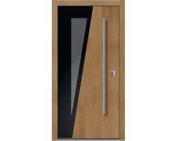 Top GLASS 6 | Top Design GLASS, Parmax® Wooden Doors: Exterior and interior