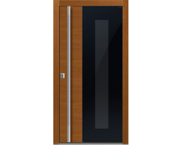 Top GLASS 8 | Top Design GLASS, Parmax® Wooden Doors: Exterior and interior