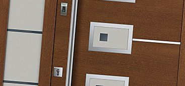 Modern design | Parmax® Wooden Doors: Exterior and interior